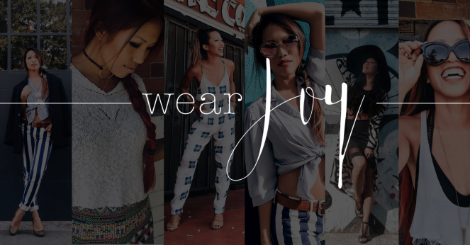 Wear JOY - FB Cover Photo